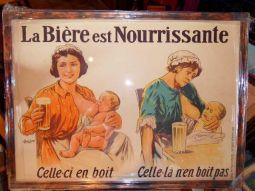 France Pinard… Sans picole, la fête est plus molle.