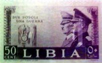 Lybien et le mal